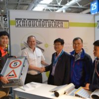 Internationaler Besuch aus Asien