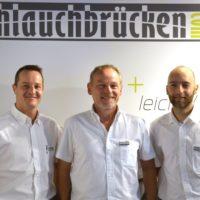 Das Schlauchbrücken.com Team